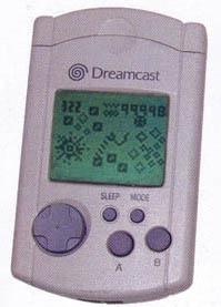 SVGA Box: Acessório que permilte conectar o Dreamcast em um monitor